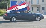 Selv i dag provoserer kroatene som bor i Mostar.