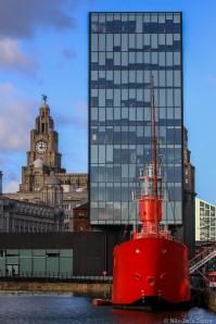 Som i de fleste andre storbyer krasjer stilartene også i Liverpool.