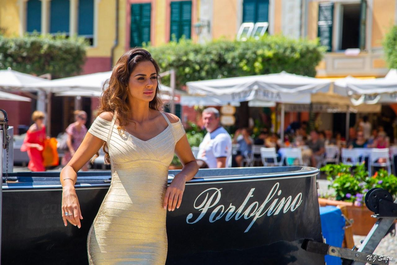 Vakre og glamorøsePortofino
